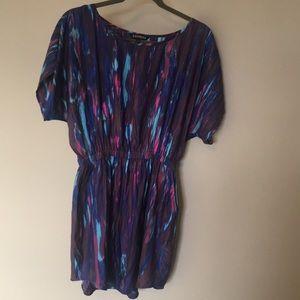 Express mini dress size S